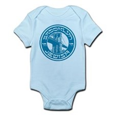 Brooklyn New York Jewish Body Suit