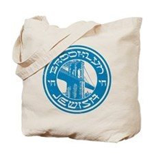 Brooklyn New York Jewish Tote Bag