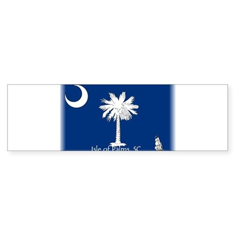 Isle of Palms Bumper Sticker