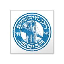 Brooklyn New York Jewish Sticker