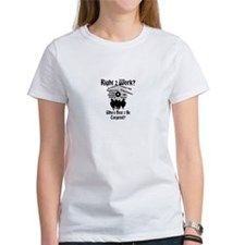 Right 2 Work? Who's Next 2 Be Targeted? T-Shirt