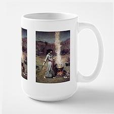 Magic Circle Large Mug Mugs