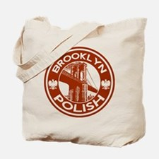 Brooklyn New York Polish Tote Bag