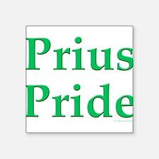Prius Pride Rectangle Sticker