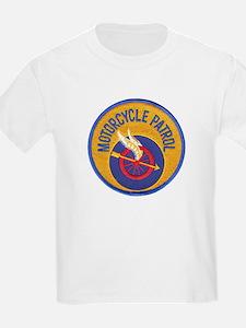 NOPD Motors Kids T-Shirt