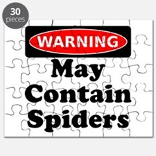 May Contain Spiders Puzzle