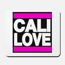 cali love pink Mousepad