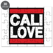 cali love red Puzzle