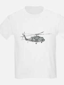 Camo Blackhawk T-Shirt