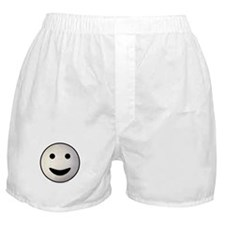Volleyball Smiley Face Boxer Shorts