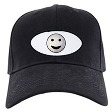 Volleyball Smiley Face Baseball Hat
