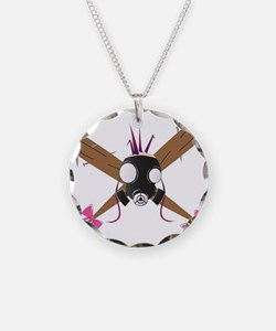 Cute End world Necklace