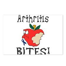 Arthritis Bites Postcards (Package of 8)