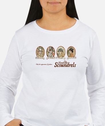 scoundrels copy.jpg Long Sleeve T-Shirt