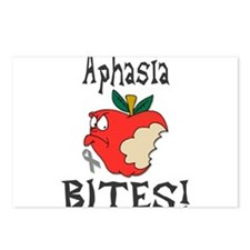 Aphasia Bites Postcards (Package of 8)