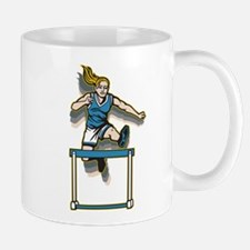 Women's Hurdles Mug