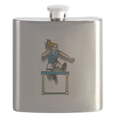 Women's Hurdles Flask