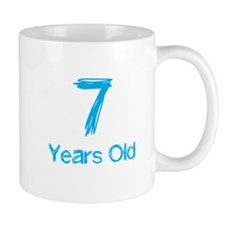 7 Years Old Mug
