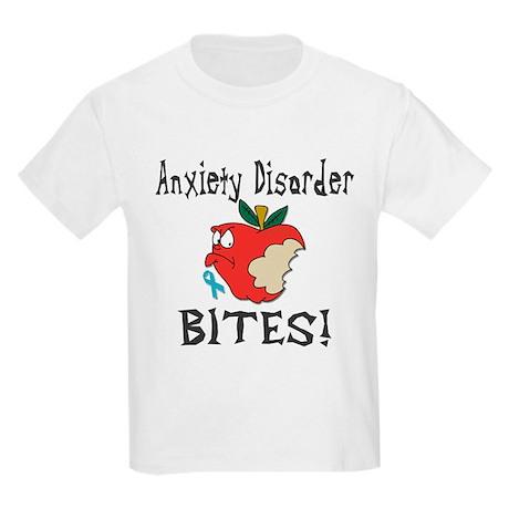 Anxiety Disorder Bites Kids Light T-Shirt