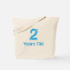 2 Years Old Tote Bag