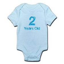2 Years Old Body Suit