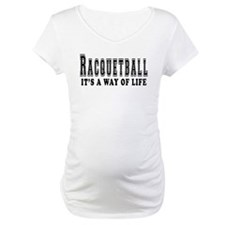 Racquetball It's A Way Of Life Shirt