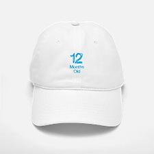 12 Months Old Baby Milestones Baseball Baseball Baseball Cap