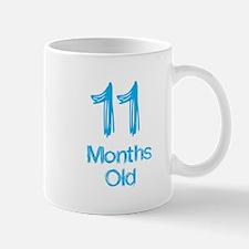 11 Months Old Baby Milestones Mug