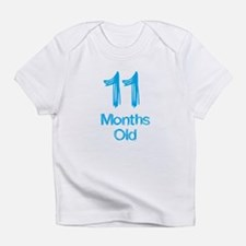 11 Months Old Baby Milestones Infant T-Shirt