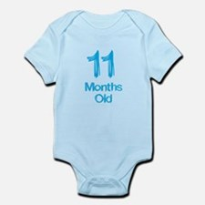 11 Months Old Baby Milestones Body Suit