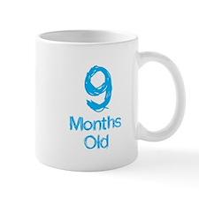 9 Months Old Baby Milestone Mug