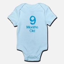 9 Months Old Baby Milestone Body Suit
