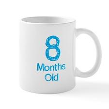 8 Months Old Baby Milestones Mug