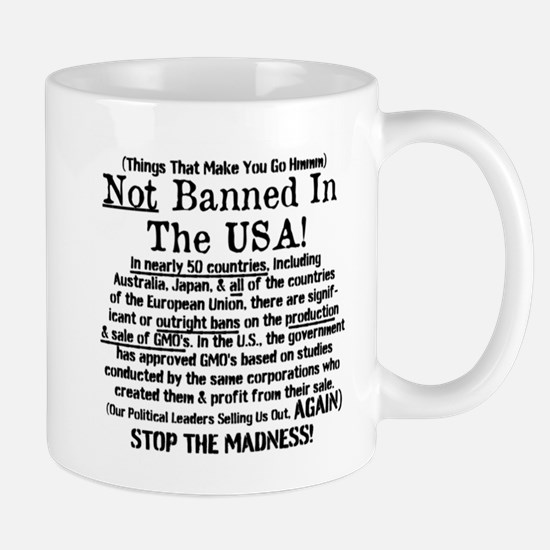 Not Banned In The USA! Mug