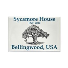 Sycamore House, Est. 2012 Magnet