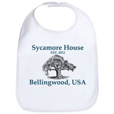 Sycamore House, Est. 2012 Bib