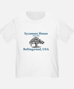 Sycamore House, Est. 2012 T