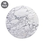 "Marble 3.5"" Button (10 pack)"