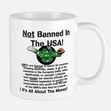 Not Banned In The USA! Small Small Mug