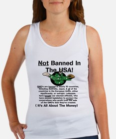 Not Banned In The USA! Tank Top