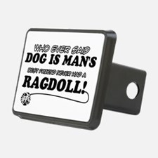 Ragdoll Cat designs Hitch Cover