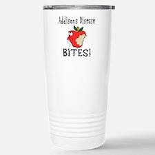 Addisons Disease Bites Travel Mug