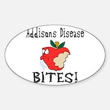 Addisons Disease Bites Decal
