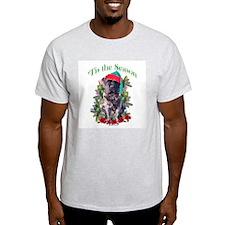 Brindle Puppy 'Tis Ash Grey T-Shirt