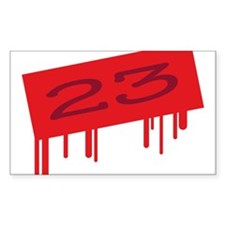 23 Decal