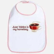 Juan Valdez is my Homeboy Bib