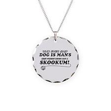 Skookum Cat designs Necklace