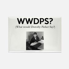 WWDPS? Rectangle Magnet