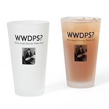 WWDPS? Drinking Glass