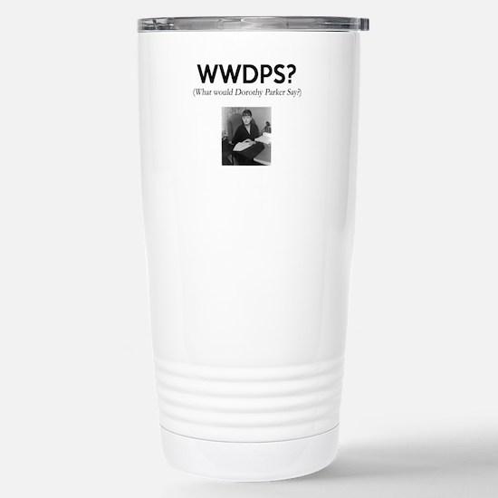 WWDPS? Travel Mug